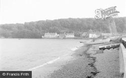 Dale, The Beach 1958