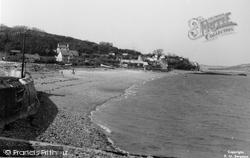 Dale, The Beach c.1955