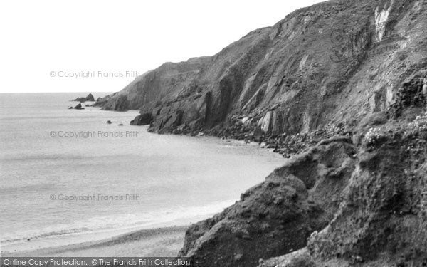 Dale, the Headland c1955