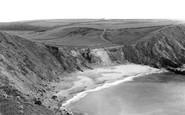 Dale, West Beach c1955
