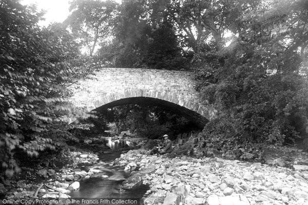 Photo of Dalehead, Grange Hall Bridge 1921