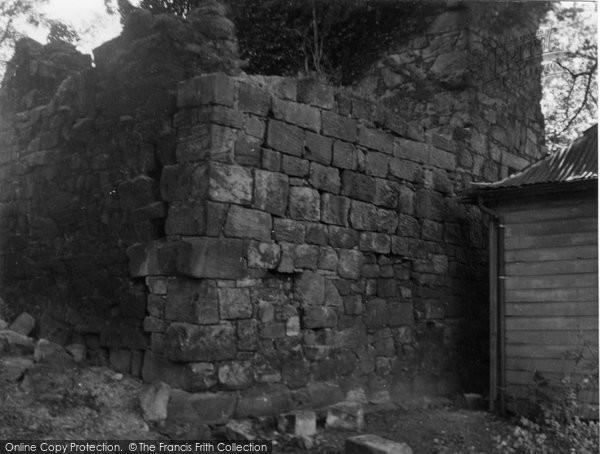 Dalgety Bay, Couston Castle 1953