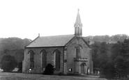 Dalgety Bay, New Church 1900