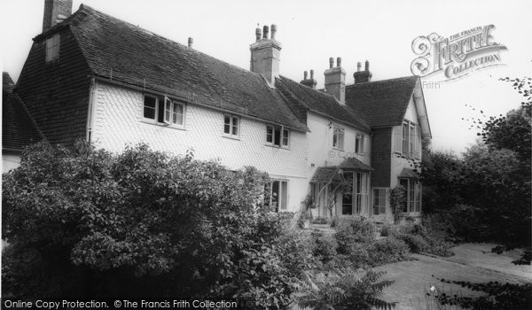 Photo of Dallington, Brooklands Farm Hotel c.1960
