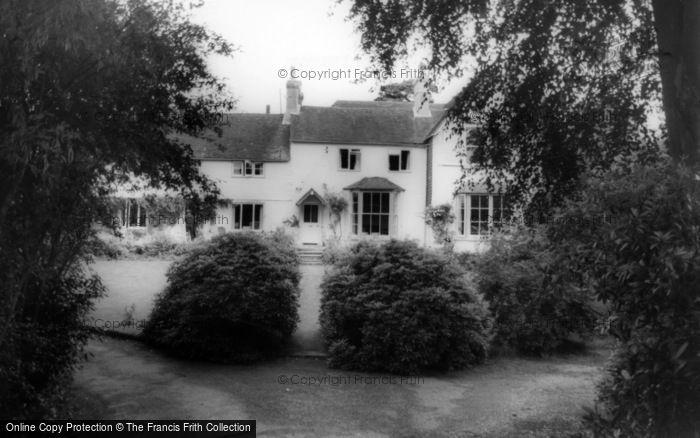 Photo of Dallington, Brooklands Farm Hotel c.1960