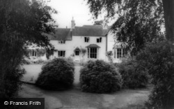 Dallington, Brooklands Farm Hotel c.1960