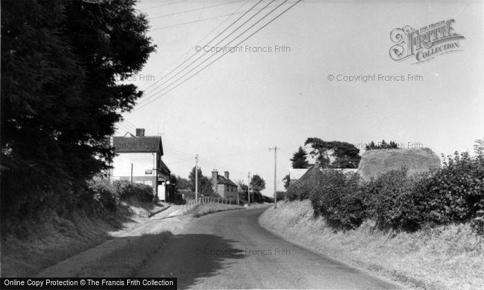 Photo of Dallington, c.1955