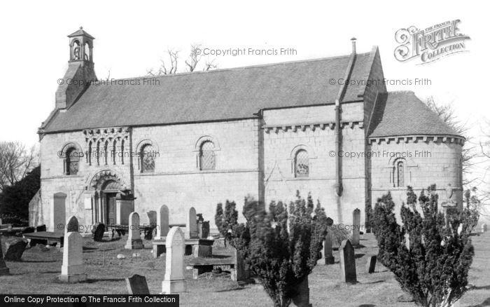 Dalmeny, Parish Church c1890