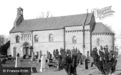 Dalmeny, Parish Church c.1890