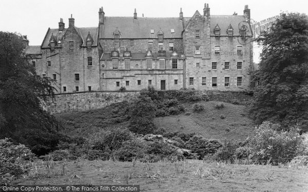 Photo of Dalry, Blair Castle 1951
