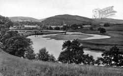 Dalry, Boatweal c.1960, St John's Town Of Dalry