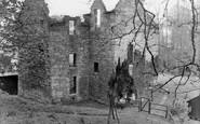 Dalry, Monk Castle 1958