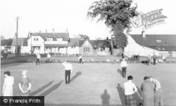 Dalrymple, Bowling Green c.1955