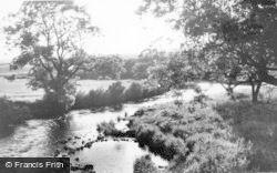 Dalrymple, River Doon c.1955
