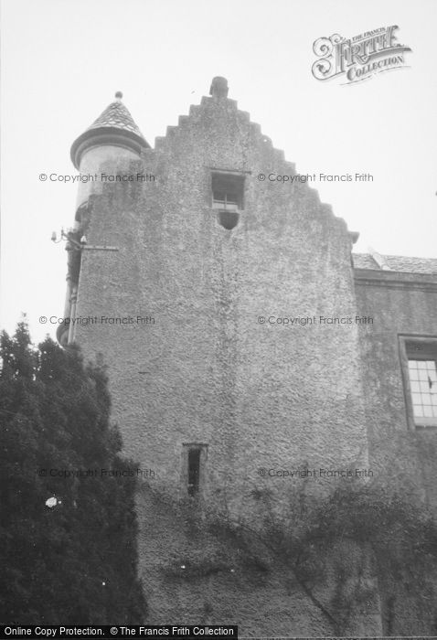 Photo of Dalserf, Garrison Tower 1951