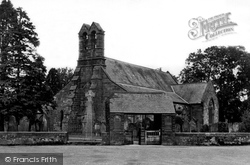Dalston, St Michael's Church c.1955