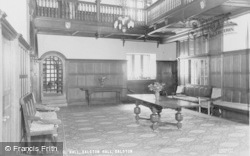 Dalston, The Baronial Hall, Dalston Hall c.1965