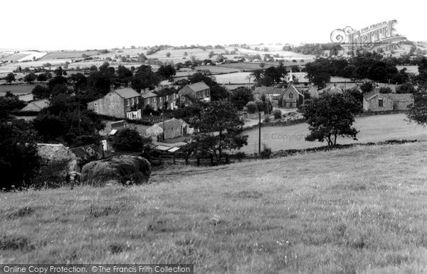 Dalton, General View c1955.  (Neg. D94003)  � Copyright The Francis Frith Collection 2008. http://www.francisfrith.com