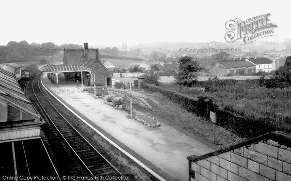 Dalton-In-Furness, the Railway 1966.  (Neg. D182009)  � Copyright The Francis Frith Collection 2008. http://www.francisfrith.com