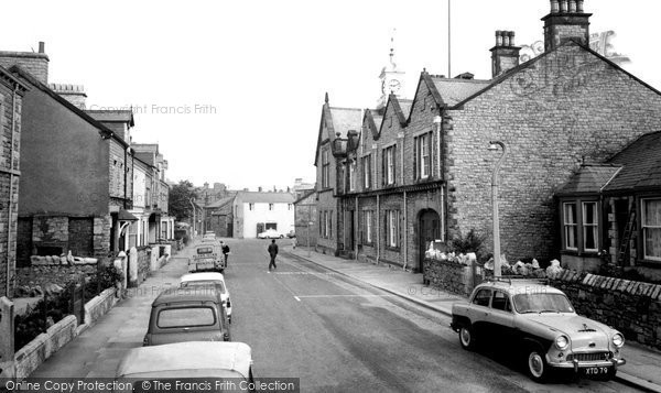 Dalton-In-Furness, Town Hall 1966.  (Neg. D182010)  � Copyright The Francis Frith Collection 2008. http://www.francisfrith.com