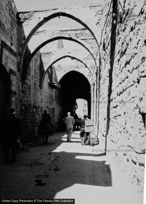 Photo of Damascus, 1965