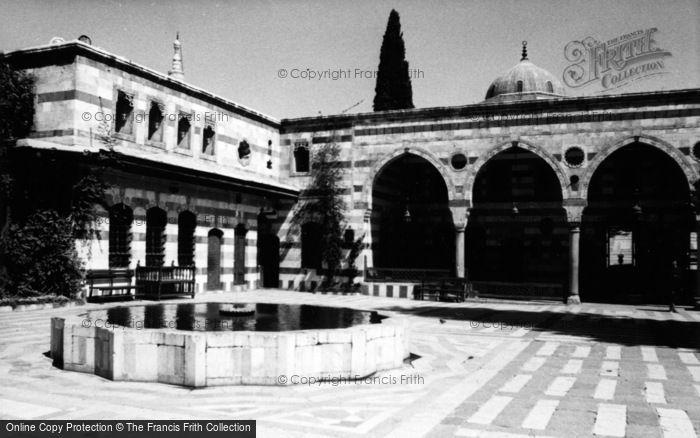 Photo of Damascus, El Azem Palace 1965