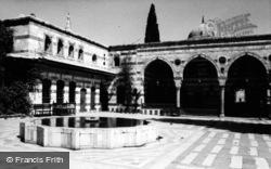 Damascus, El Azem Palace 1965