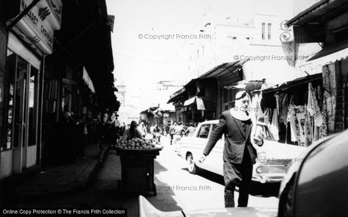 Photo of Damascus, The Street Called Straight 1965
