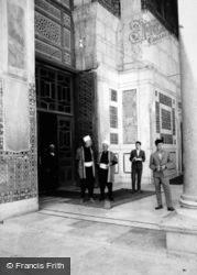 Damascus, Umayyad Mosque 1965
