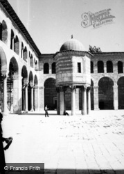 Damascus, Umayyad Mosque 1965