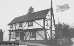 Danbury, Chantry House c.1960