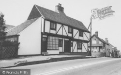 Danbury, Chantry House c.1965