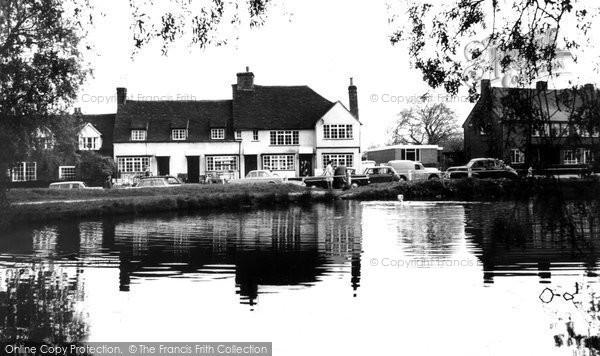 Photo of Danbury, Eve's Corner c.1960