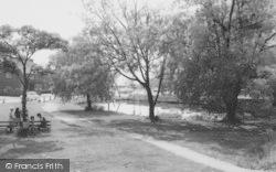 Danbury, Eve's Corner c.1965