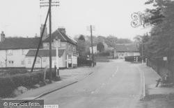 Danbury, High Road c.1960