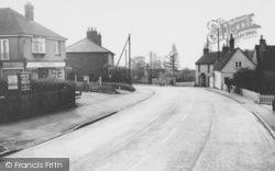 Danbury, High Road c.1965