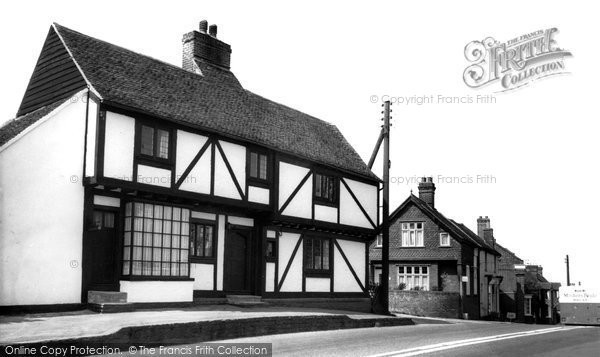 Photo of Danbury, The Chantry House c.1965