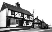 Danbury, the Chantry House c1965