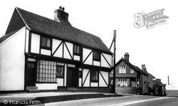 Danbury, The Chantry House c.1965