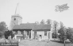 Danbury, The Church c.1965
