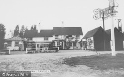 Danbury, The Cricketers Arms c.1965