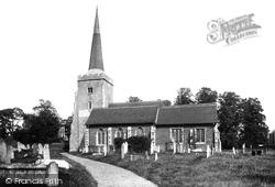 Danbury, The Parish Church Of St John The Baptist 1903
