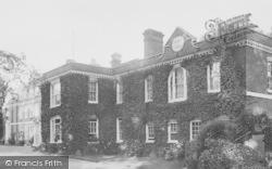 Danbury, Wood Hill, Sir Carne Rasch's Residence 1906