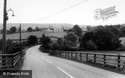 Danby, Ainthorpe Road c.1960