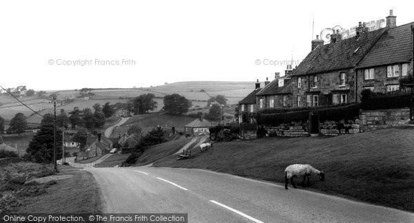 Danby, the Village c1960