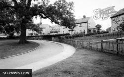 Danby, Council Houses c.1960