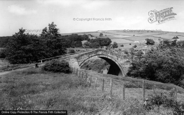 Photo of Danby, Duck Bridge c.1965