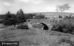 Danby, Duck Bridge c.1965