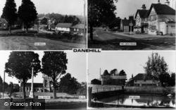 Danehill, Composite c.1955