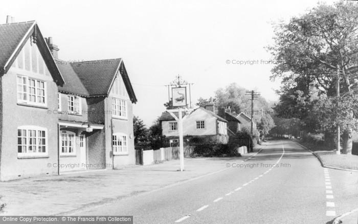 Photo of Danehill, Crocodile Inn c.1955